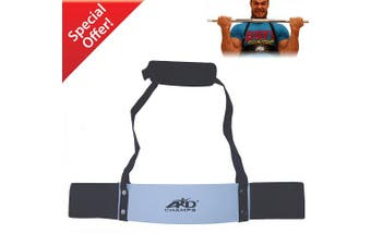 ARD CHAMPS Heavy Duty Arm Blaster Body Building Bomber Bicep Curl Triceps White New