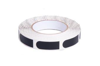 (1.9cm , Black smooth) - bowlingball.com Monster Bowling Tape (100-Piece Roll)