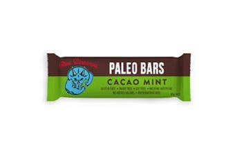 Blue Dinosaur Paleo Bar Cacao Mint 45g