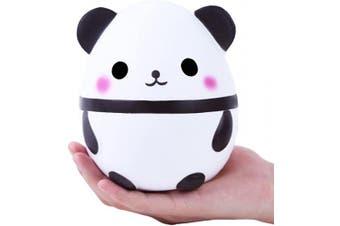 (Na) - Squishy Jumbo Cute Panda doll Kawaii Cream Scented