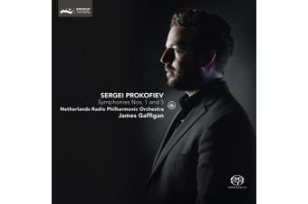 Sergei Prokofiev: Symphonies Nos. 1 and 5