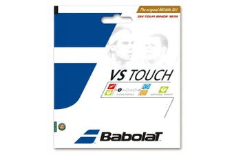 BABOLAT VS Touch BT7 Tennis String (12m), Natural, 130/16 x 6m