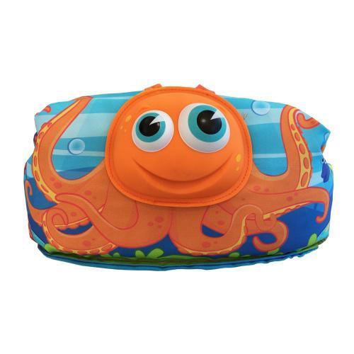 Stearns Puddle Jumper Bahamas 3D Life Jacket Orange Octopus