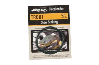 (1.5m Hover) - Airflo Trout Polyleader 1.5m