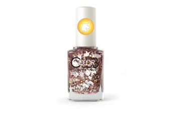 Colour Club-QUEEN from the new NAILMOJI GLITTER Collection