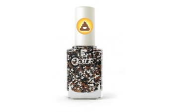 Colour Club-OOPS! from the new NAILMOJI GLITTER Collection
