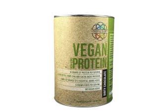 Propello Life Non-GMO, Vegan Protein, Dirty Chocolate, Fibre, Artificial Ingredient Free, 450 Grammes