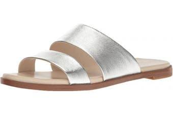 (7 UK, Silver/Metallic) - Cole Haan Women's Anica Slide Sandal