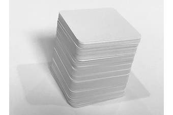 200+ Blank Square Playing Cards (Casino Quality & Square Size)
