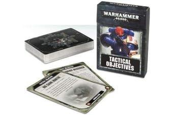 Tactical Objectives Warhammer 40000Card Set