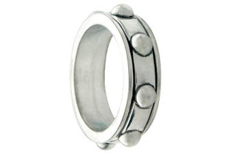 (U) - Bico Nugget Spinning Ring (R4) Street Jewellery