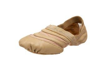 (14 M US, Caramel) - Capezio Women's FF01 Freeform Ballet Shoe