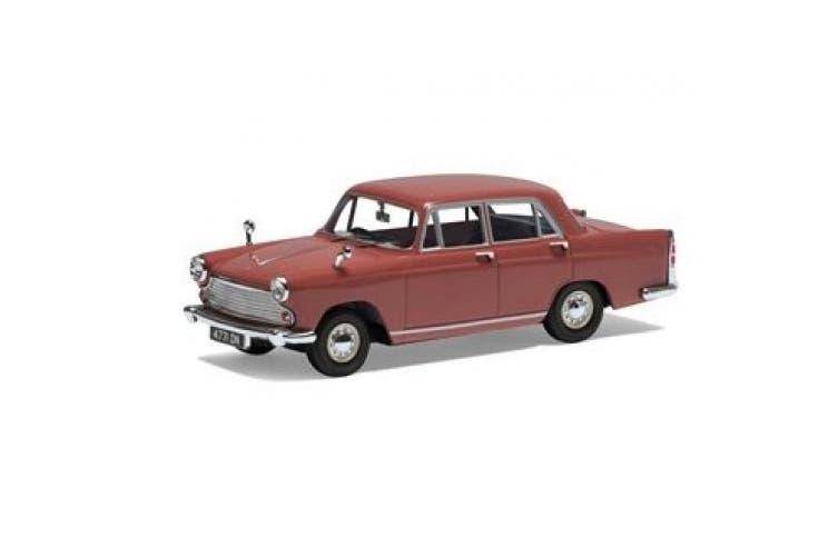 Corgi VA05408 British Motor Heritage Morris Oxford Series VI Model, Deep Pink