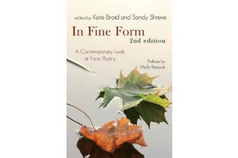 In Fine Form: A Contemporary Look at Canadian Form Poetry