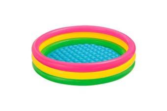 (Unica) - John Adams Leisure 110cm Sunset Glow Pool
