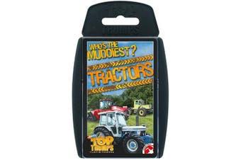 (Tractors) - Top Trumps 14135, Tractors