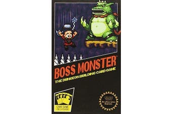 Boss Monster Dungeon Card Building Game by ACD Distribution