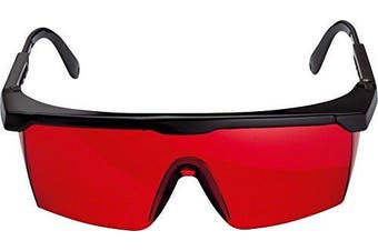 Bosch Redglasses Laser Glasses - Red