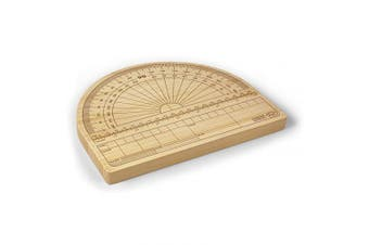 (CHEESE DEGREES) - Fred CHEESE DEGREES Precision Cheese Cutting Board