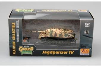 Easy Model Em36126 1:72 Jagdpanzer Iv German Army 1945 Model Kit - 172 New