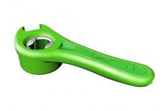 (1, Green) - Zyliss 5-in-1 Opener, Green