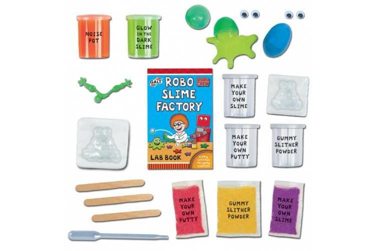 Robo Slime Factory: Galt Toys