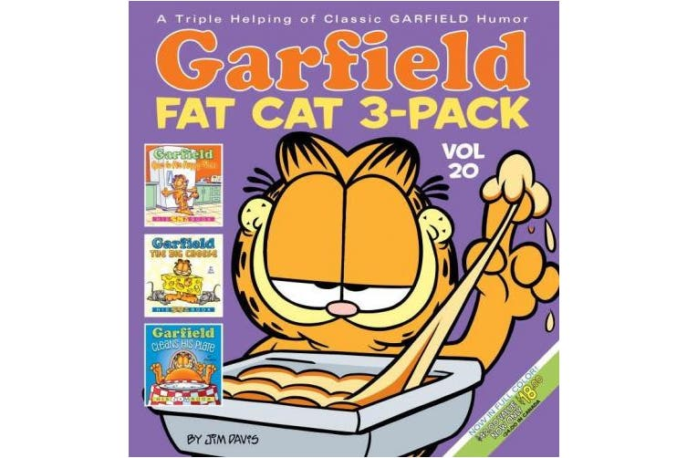 Garfield Fat Cat 3-Pack #20 (Garfield)