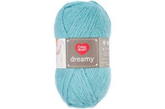 (Aqua) - Coats & Clark E861.8512 Red Heart Dreamy Aqua, Celery