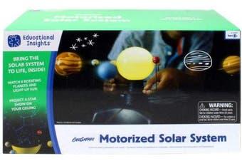 Educational Insights Geosafari Motorised Solar System