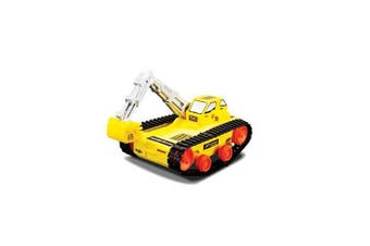 Maisto Assembly Line Power Builds - Backhoe Excavator (Styles May Vary)