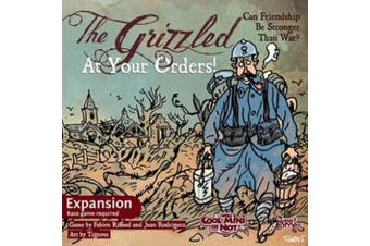 Grizzled - At Your Orders Expansion - English