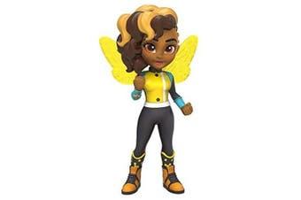 Rock Candy Dc Super Hero Girls Bumble Bee Funko Figure