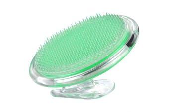 Coolife Ingrown Hair and Razor Bumps Treatment, Mini Bristle Exfoliator Brush for Men and Women
