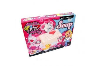 Fab Labz Make Your Own Fragrant Soap Kit Create Your Own Scented Soap 65-0455