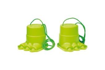 (1, Original Packaging) - Monster Feet - Tobar Playset Stilts