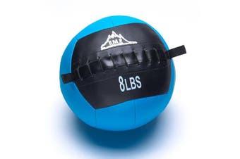 (1.8kg) - Black Mountain Fitness Slam Ball for Strength and Endurance Training