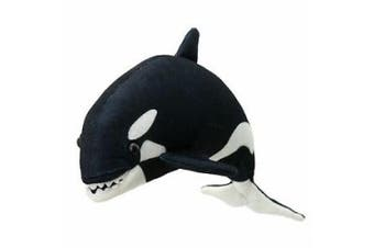 The Puppet Company - Finger Puppets - Large Orca Whale Finger Puppet