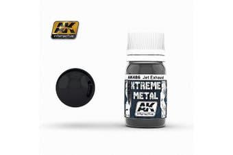 (ak00486) - Ak Interactive Paints 30ml - Extreme Metal - Jet Exhaust