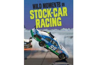 Wild Moments of Sports Car Racing (Edge Books: Wild Moments of Motorsports)