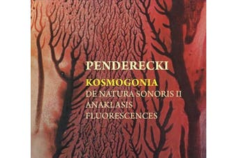 Penderecki: Kosmogonia