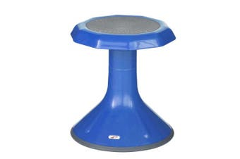 "(15"" H, Blue) - ECR4Kids ACE Active Core Engagement Stool for Kids, 38cm H, Blue"