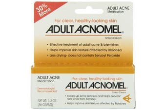 (Pack of 1) - Adult Acnomel Tinted Cream 40ml