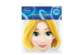 Disney Princess Party - Rapunzel Face Masks X 3