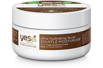 Coconut Ultra Hydrating Facial Soufflà Moisturiser