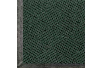 (0.9m Length x 0.6m Width, Southern Pine) - M+A Matting 2295 WaterHog Eco Premier PET Polyester Fibre Entrance Indoor/Outdoor Floor Mat, SBR Rubber Backing, 0.9m Length x 0.6m Width, 1cm Thick, Southern Pine