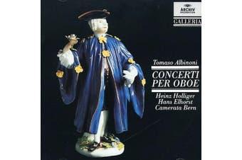 Albinoni: Concerti Per Oboe, Op. 7