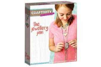 West Designs Craftivity The Jewellery Jam Kit