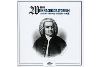 Bach: Weihnachtsoratorium (Christmas Oratorio)