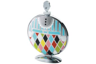 Alessi Fatman Folding Stainless Steel Cake Stand - Mw08