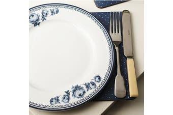 (Dinner Plate) - Katie Alice Vintage Indigo Dinner Plate
